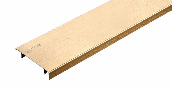 沙隆铝合金踢脚线的尺寸有哪些