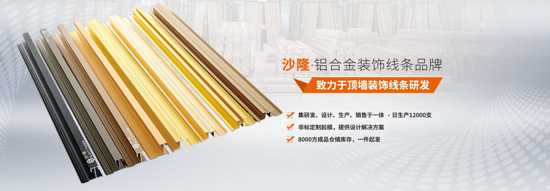 沙隆装饰提供装饰线条整体定制方案-沙隆装饰