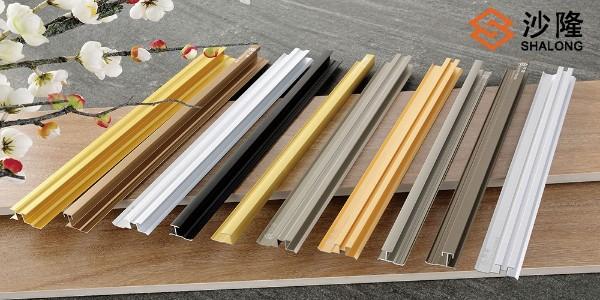 集成墙板金属线条有哪些